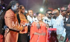 Sarkodie is Ghana's best artiste for the second time