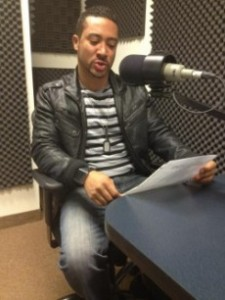 Photo: Majid Michel Records First Single