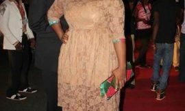 Lydia Forson Glows At Africa's Oscar