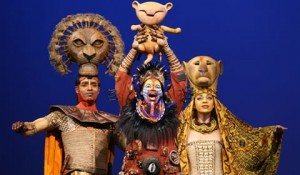 The Lion King named 'highest-grossing show' on Broadway