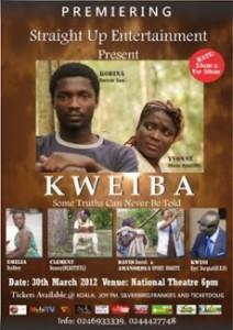 KWEIBA Premieres At University of Winneba
