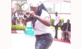 Akosua Agyapong Thrills Fans