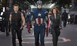 Avengers sets second box office record