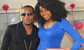 Yvonne Nelson Spotted With D'banj