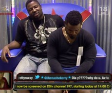 Breaking News: Nigeria's Chris and Ola Exit Big Brother StarGame+Video