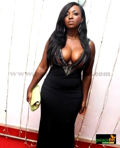 Has Tottenham Star Adebayor Impregnated Yvonne Okoro?