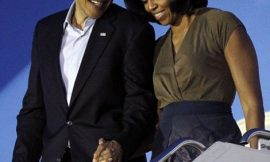 Obama Tucks Me In Every Night And Gives Me A Kiss – Michelle