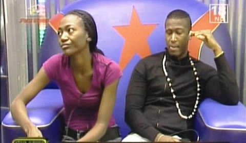 Big Brother Africa StarGame: Angolan pair exiting the show