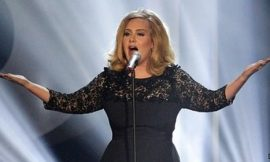 Adele wins 12 Billboard Music awards in Las Vegas