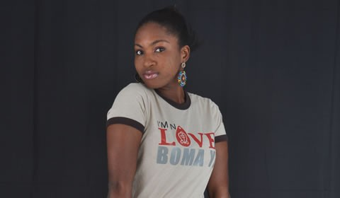 I'm in love with Bomaye: Harriet wins Queen of the Week