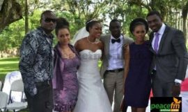 PHOTOS: Yvonne Nelson And Chris Attoh In Secret Wedding