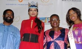 Miss World tells Ghanaians Medaase, praising her iconic hospitality