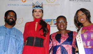 Miss World tells Ghanaians Medaase, praising her iconic hospitality