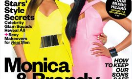 Brandy & Monica Cover Ebony Mag, Interview + Photoshoot