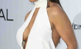Celebs In White: Janet J & Teyana Taylor Do PLUNGING Neck Lines!