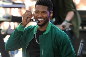 Usher Performs Latest Material On The Today Show