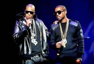 Jay-Z, Kanye Prove That It Pays Be A N*gga
