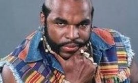 Five Facts About Mr. T on His 60th Birthday