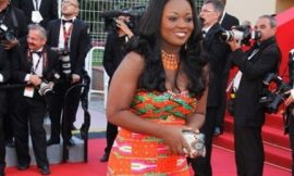 Jackie Appiah accused of favoritism by peers at the Cannes Film Festival