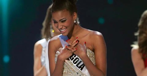 Miss Universe 2011 tours Ghana to raise HIV/Aids awareness
