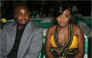 Ini Edo's Husband Should Learn From Omotola's Hubby