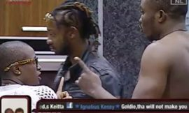 DKB And Zainab Disqualified From Big Brother Stargame+Video