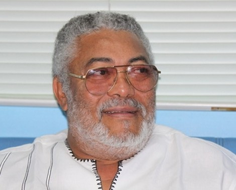 Today Is Ex-President Rawlings' Birthday