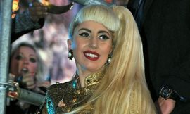 Lady Gaga wants a live cockroach hat