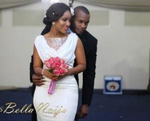 Nigerian Rapper Lynxxx 'Weds' Ghanaian Actress Jocelyn Dumas