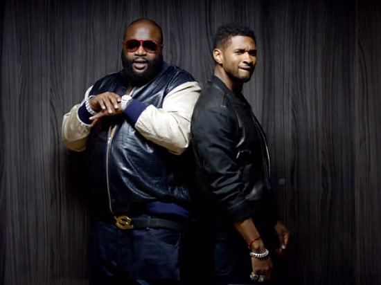 NEW MUSIC VIDEO: Rick Ross ft Usher 'Touch N You'