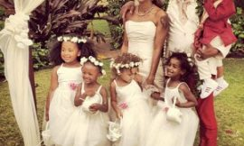 Bobby Brown Gets Hitched!