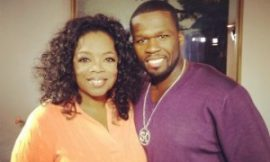 Oprah And 50 Cent Squash Beef, Reconcile on 'Oprah's Next Chapter'