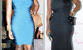 Ghanaian Actress Yvonne Okoro Loses 10 Pounds