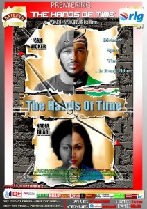 "Trailer: Van Vicker's New Movie ""The Hands of Time"" Premieres On August 3"
