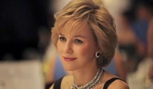 Naomi Watts plays Princess Diana