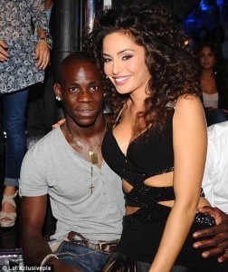 Mario Balotelli's Ex-Girlfriend Sparks Rumours She's Pregnant With His Child