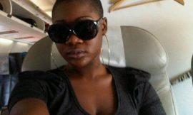 Mercy Johnson Takes Over TV Screens in Ghana