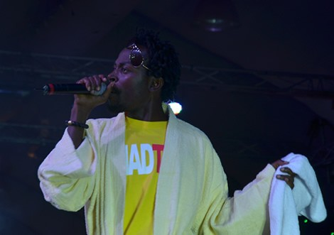 Exhilarating Performances Brought The Dome Down @ Ghana Meets Naija 2012