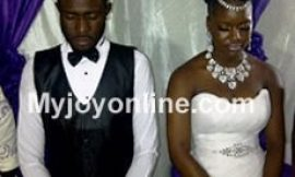 """Ahkan of Ruff N Smooth says """"I do"""" to Tracy"""