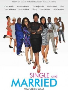"Trailer of Yvonne Nelson's Movie ""Single & Married"" Released"