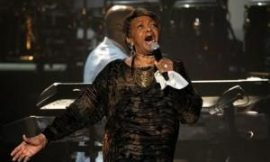 Whitney Tribute: Cissy Houston Steals the Show at BET Awards
