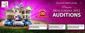 Miss Ghana audition dates and venues announced