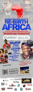 VIP, Wizkid, Jeremih, Patra and More Artists To Perform At Sponsor One Foundation Event.