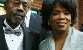 Oprah Buys Father's Barbershop, Ignites Family Feud