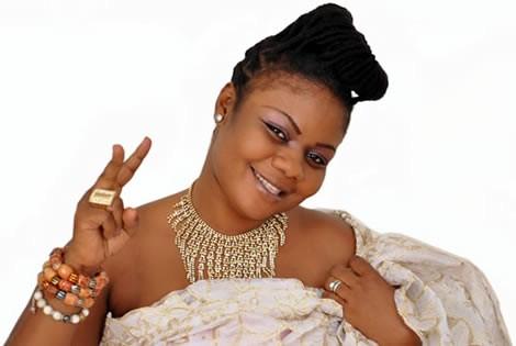 Gospel Musician Gifty Osei Installed As A Queen