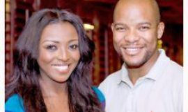 Yvonne Okoro Spotted With Famous South African Actor