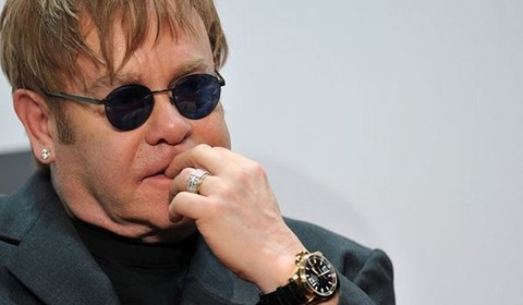 Sir Elton John sues The Times over tax story