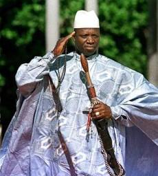 Gambian President Marries 22-Year Old Ghanaian