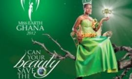 Miss Earth Ghana Finals Set For August 24