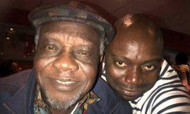 Segun Arinze and Justus Esiri robbed in London